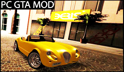 Free Download Wiesmann MF3 Roadster  Mod for GTA San Andreas.