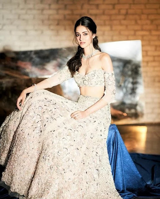 Ananya Pandey Hot Pics and Bio