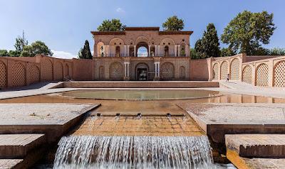 Shazdeh Garden. Kerman-Iran
