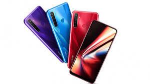 Realme 5s Smartphone Design