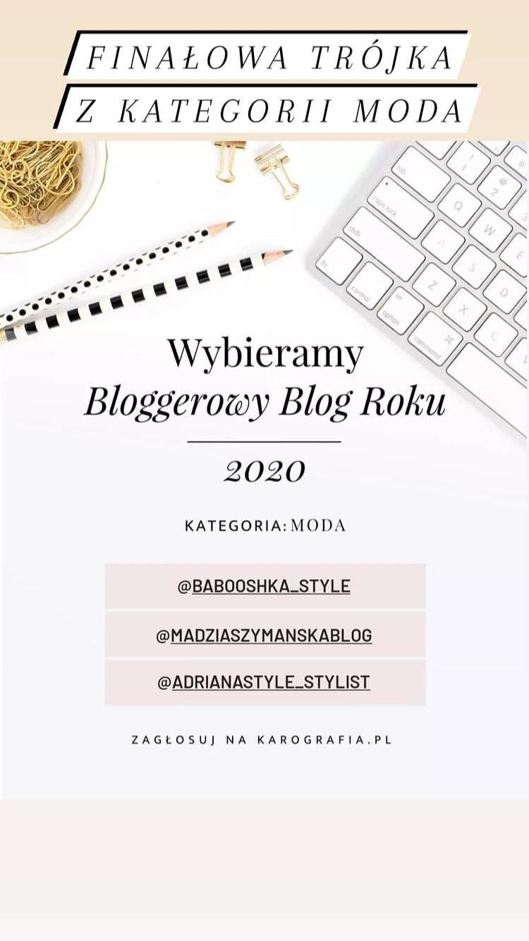 Wybieramy Bloggerowy Blog Roku
