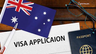 ขอวีซ่า visa australia