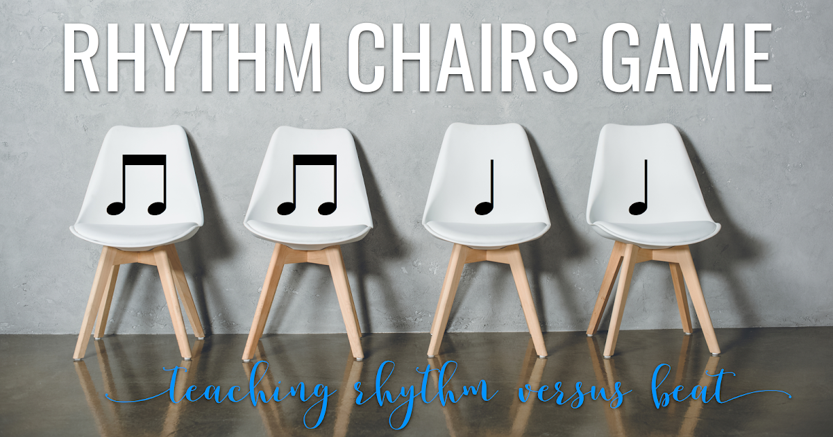 Rhythm chairs game teaching beat versus rhythm the for Chair of the fed game