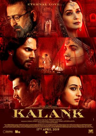 Kalank 2019 Full Hindi Movie Download HDRip 720p
