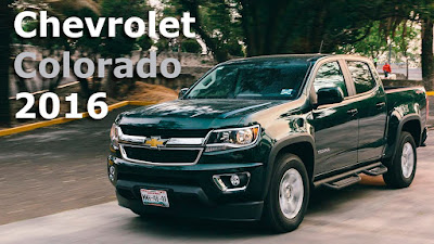 New 2016 Chevrolet Colorado Hd Pictures 0