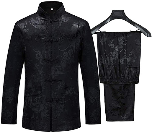 Chinese Traditional Cheongsam Suit Tang Suit For Men