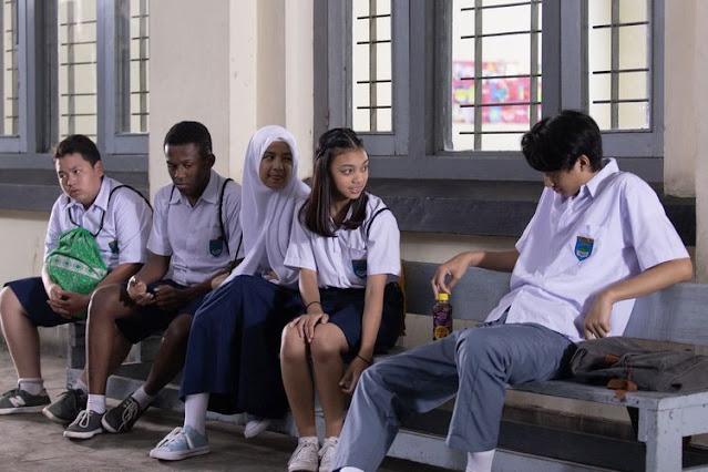 DoReMi & You Konflik Anak Sekolah | Source instagram doremiandyoufilm