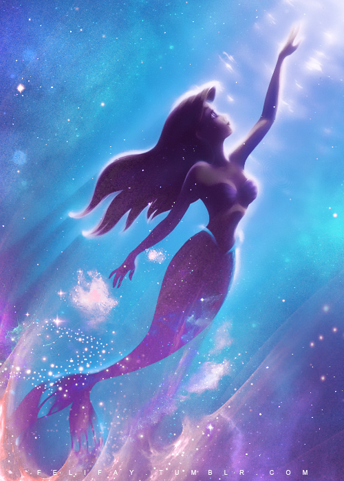 cute mermaid wallpaper mermaid desktop high resolution hd 989