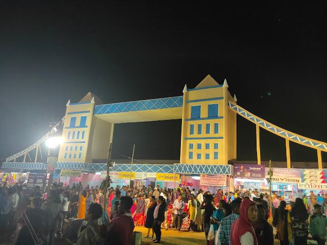 Jagadhatri Mela Baripada 2019