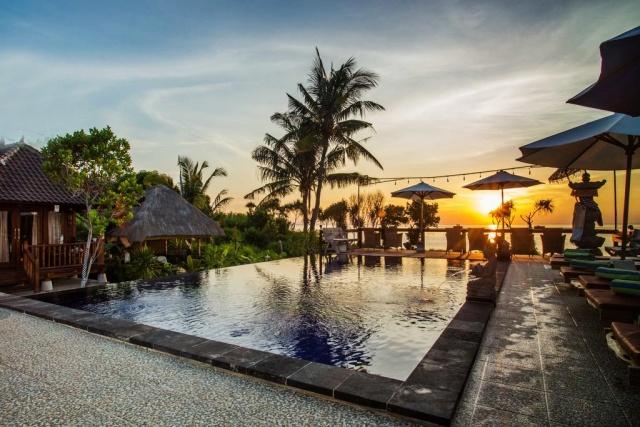 The Ocean Sunset Villas Ceningan