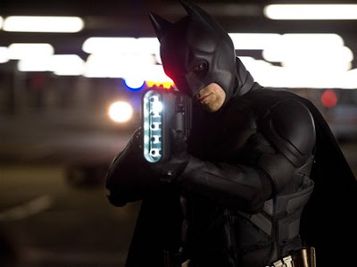 batman fires the bat gun, christian bale as batman, Directed by Christopher Nolan