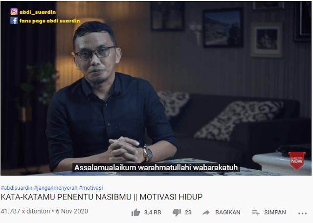video paling Dicari di YouTube