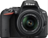 d5500 vs d5600 camera nikon