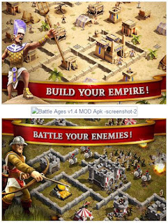 Battle Ages  MOD Apk Terbaru For Android v1.4