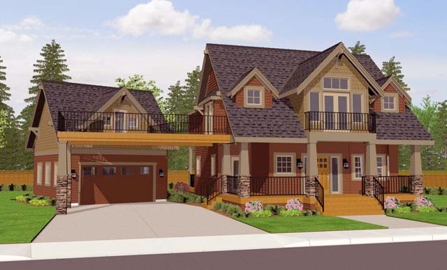 Craftsman Home Photo Gallery picture