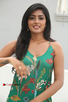 Actress Eesha Latest Pos in Green Floral Jumpsuit at Darshakudu Movie Teaser Launch .COM 0070.JPG