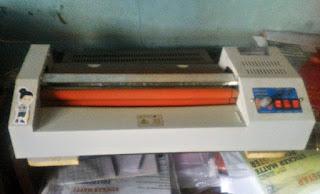 Cetak Stiker Menggunakan Printer Inkjet Biasa, mesin laminating, laminasi panas, laminasi dingin