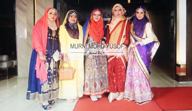 Majlis Makan Malam Bertemakan Bollywood