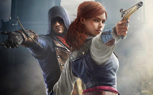 Assassin's Creed: Unity Wallpaper   |GamebudGamebud:  Assassin's Creed: Unity Wallpaper