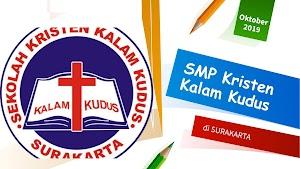 Presentasi SMP Kristen Kalam Kudus Surakarta