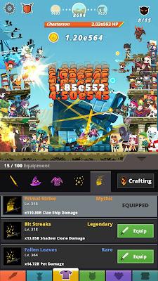لعبة Tap Titans 2 مهكرة مدفوعة, تحميل APK Tap Titans 2, لعبة Tap Titans 2 مهكرة جاهزة للاندرويد, Tap Titans 2 mod hack apk