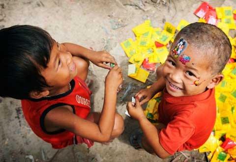 بنود حقوق الطفل