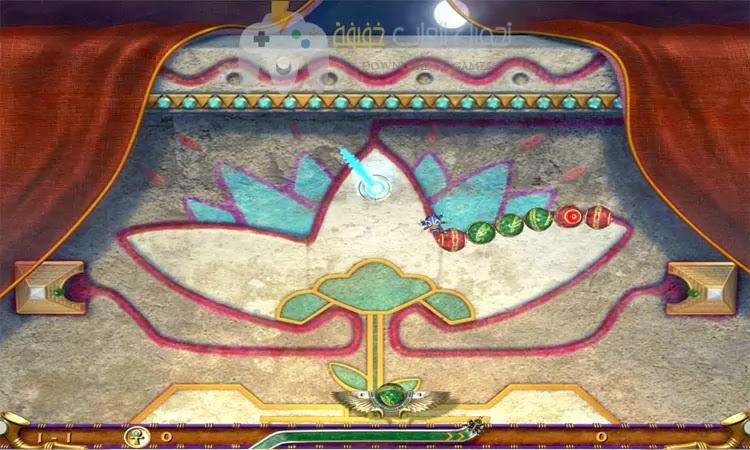 تحميل لعبة زوما الأقصر Luxor 3