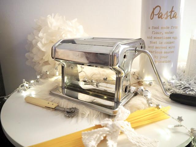 Tipy na vánoční dárky pro milovníky Itálie, strojek na pasta fresca