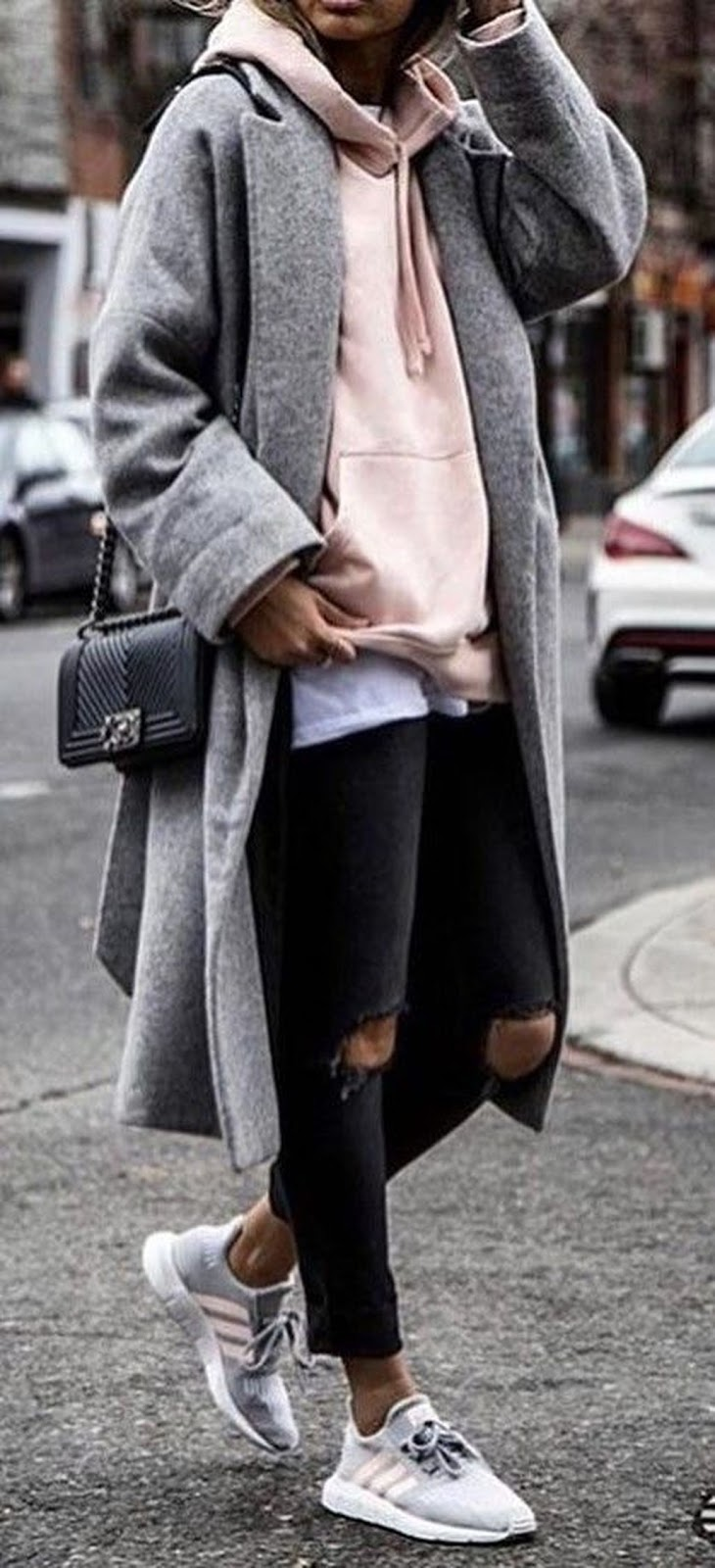 Trendy Winter Street Style Outfit For 2018