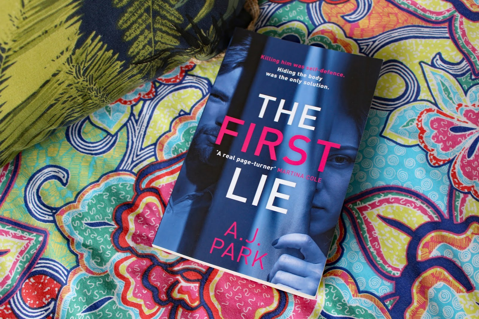 The First Lie By A.J Park | Book Review