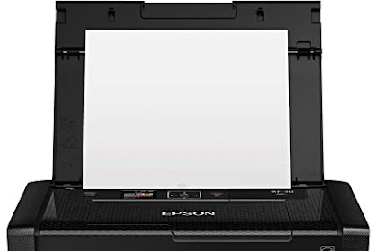 Epson Canada Workforce 110 Wireless Mobile Printer Drivers Download