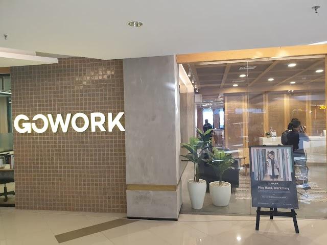 Kerja Secara Mobile GoWork Hadirkan Coworking Space Terbesar di Bali