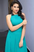 Priya Singh in a sleeveless Green Gown at Manasainodu music launch 011.08.2017 ~ Exclusive Celebrity Galleries 009.JPG