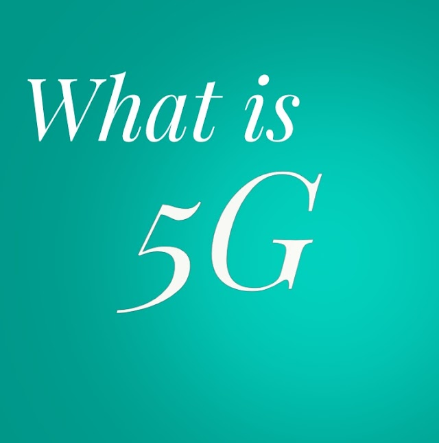 What is 5G ?