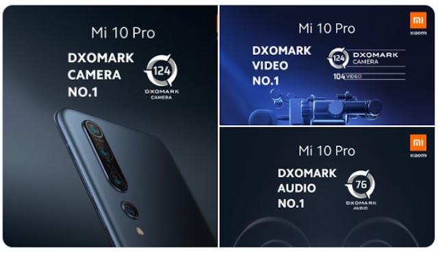 مميزات هاتف شاومي الجديد  Mi 10 Pro مع سعر البيع