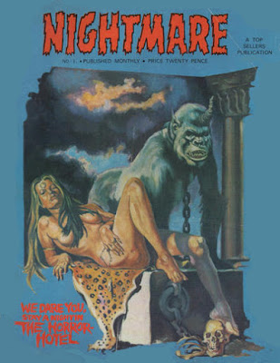 Nightmare #1, Thorpe & Potter