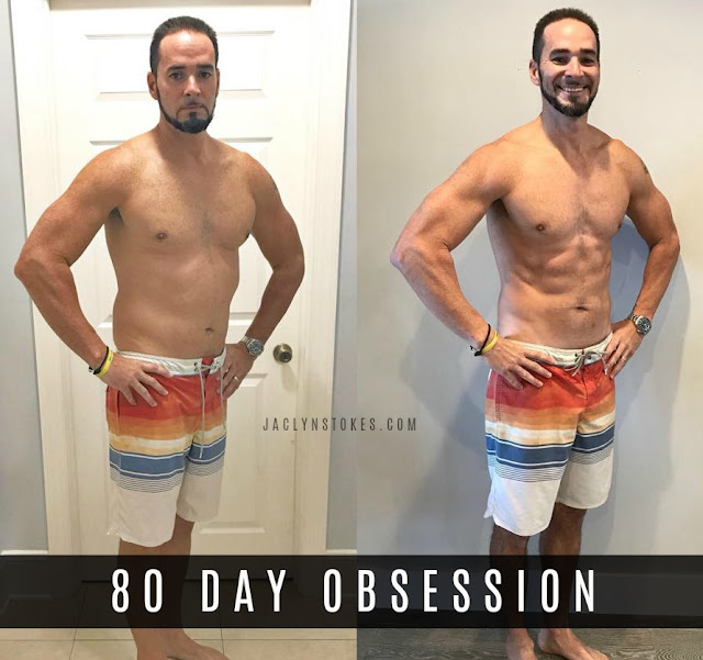 80 day obsession mens results