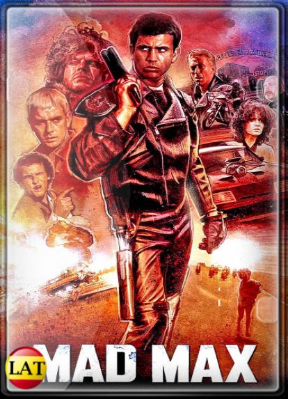 Mad Max: Salvajes de Autopista (1979) DVDRIP LATINO