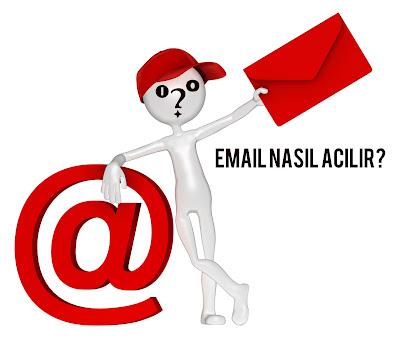 email-nasil-acilir