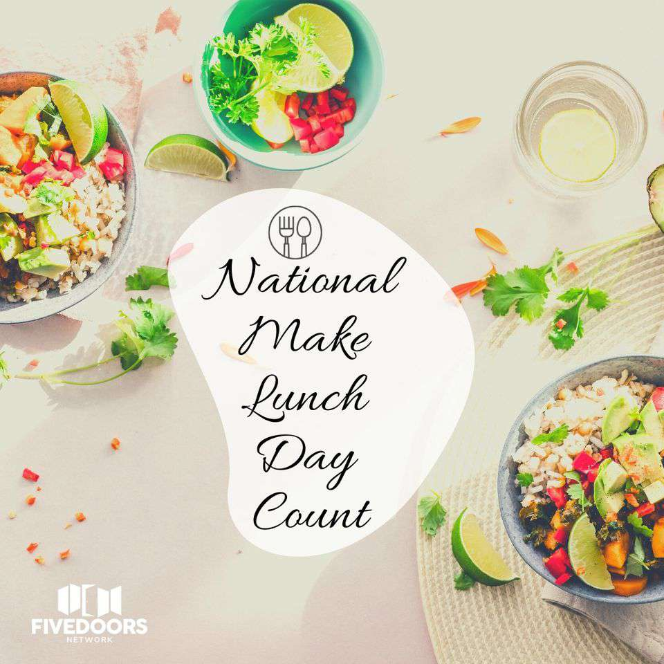 National Make Lunch Count Day Wishes Images