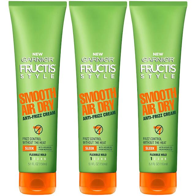 Garnier Fructis Style Smooth Air Dry Anti-Frizz Cream