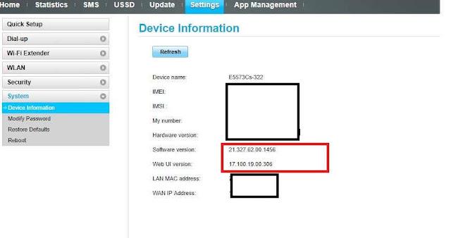 Free Unlock Huawei E5573Cs-322, Zong 21 328 63 00 1456 Unlock Done