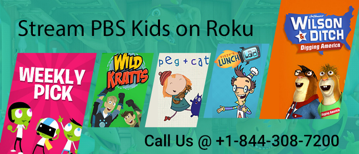 Pbs Kids On Roku The Biggest Entertainer For Your Tiny Tots