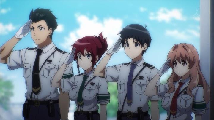 Rail Wars (Episode 01 - 12) BD Batch Subtitle Indonesia