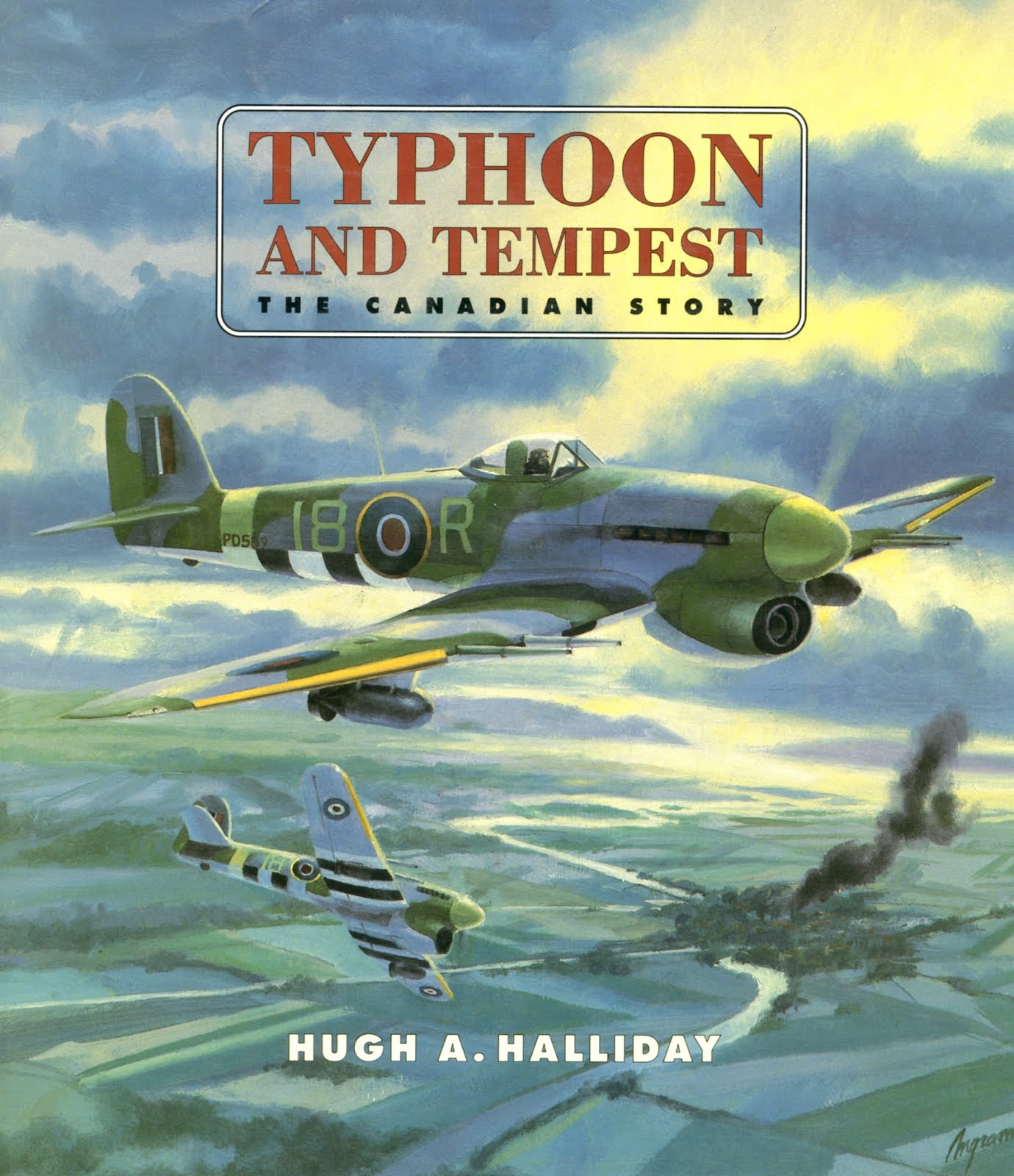 Typhoon and Tempest
