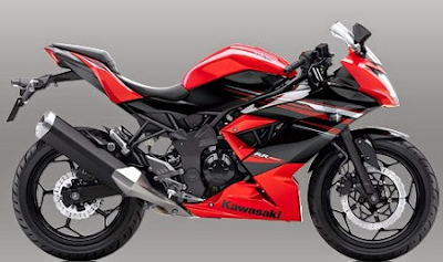 harga motor kawasaki ninja 250 RR Mono ABS terbaru