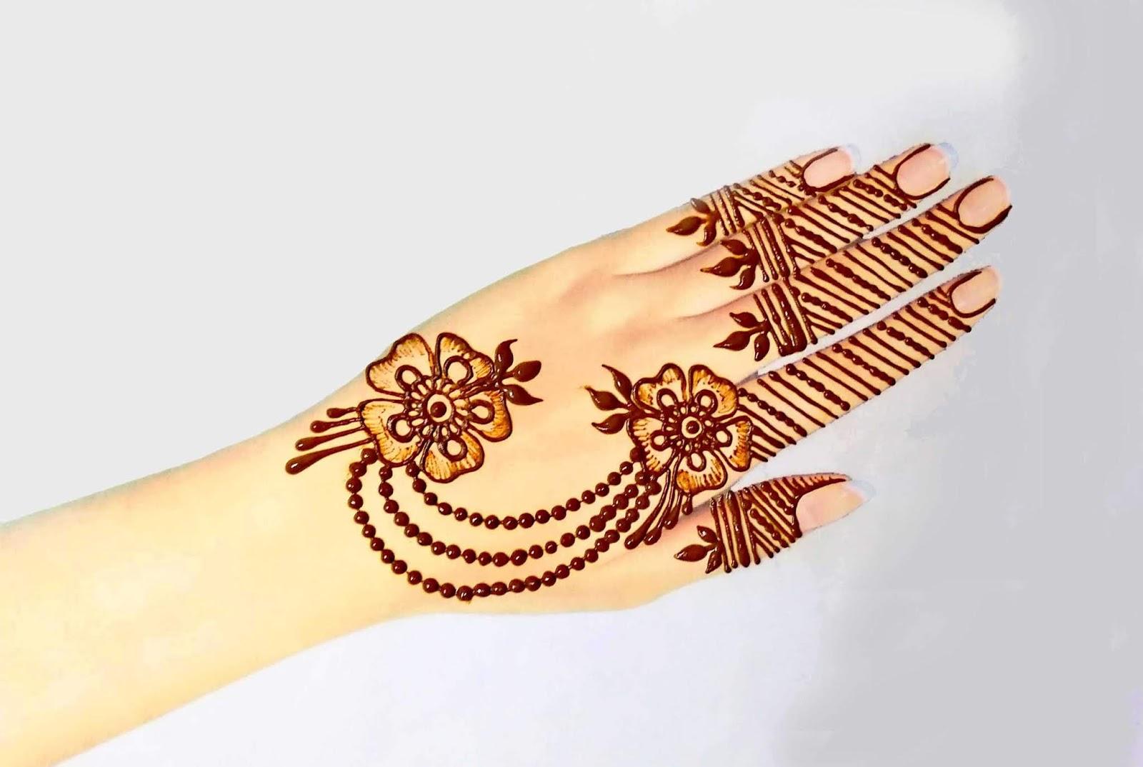 Jewellery Mehndi Design 2020