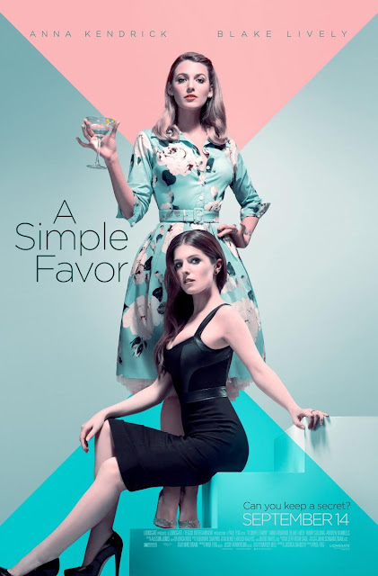 A Simple Favor [2018] [BBRip 1080p] [Dual Audio]