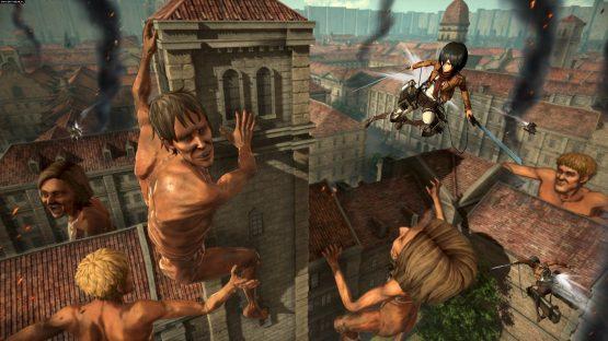 Attack On Titan 2 Repack Free Download Screenshot 1