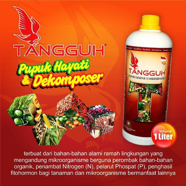 Tangguh Pupuk Hayati & Dekomposer